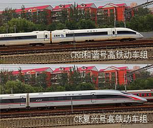 高铁和动车区别